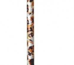 Animal Print Height-Adjustable