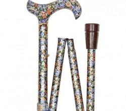 Floral Folding Stick